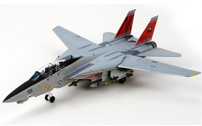 1:72 scale alloy airplane moedel F 14 alloy aircraft military model for business gift