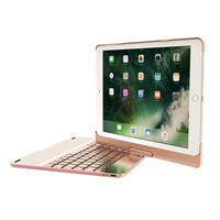 New selling wireless bluetooth tablet Aluminum keyboard for iPad air Pro