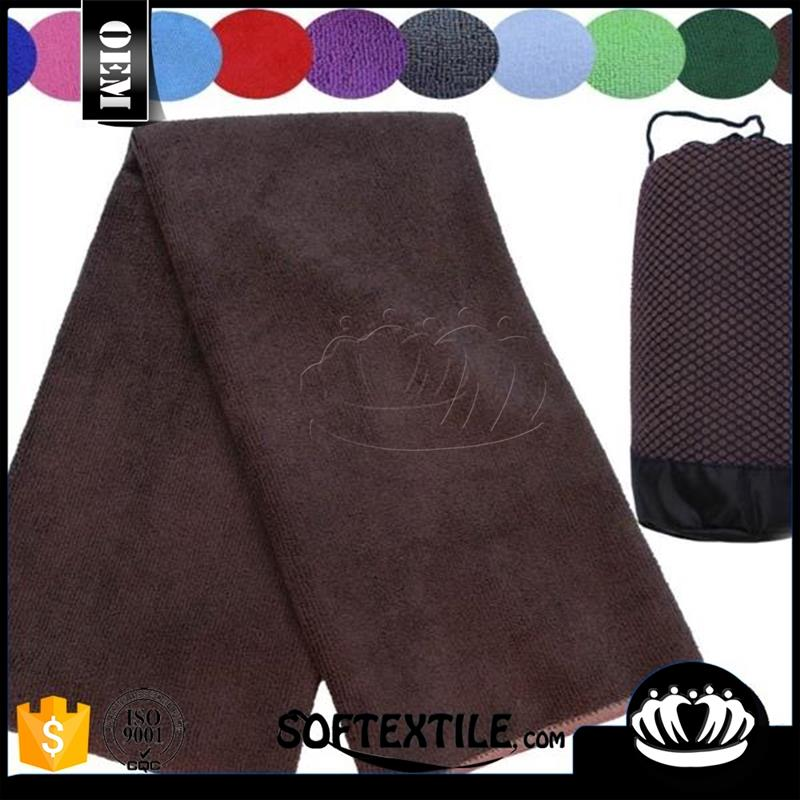 Multifunctional multi-color personalized magic cooling towel black