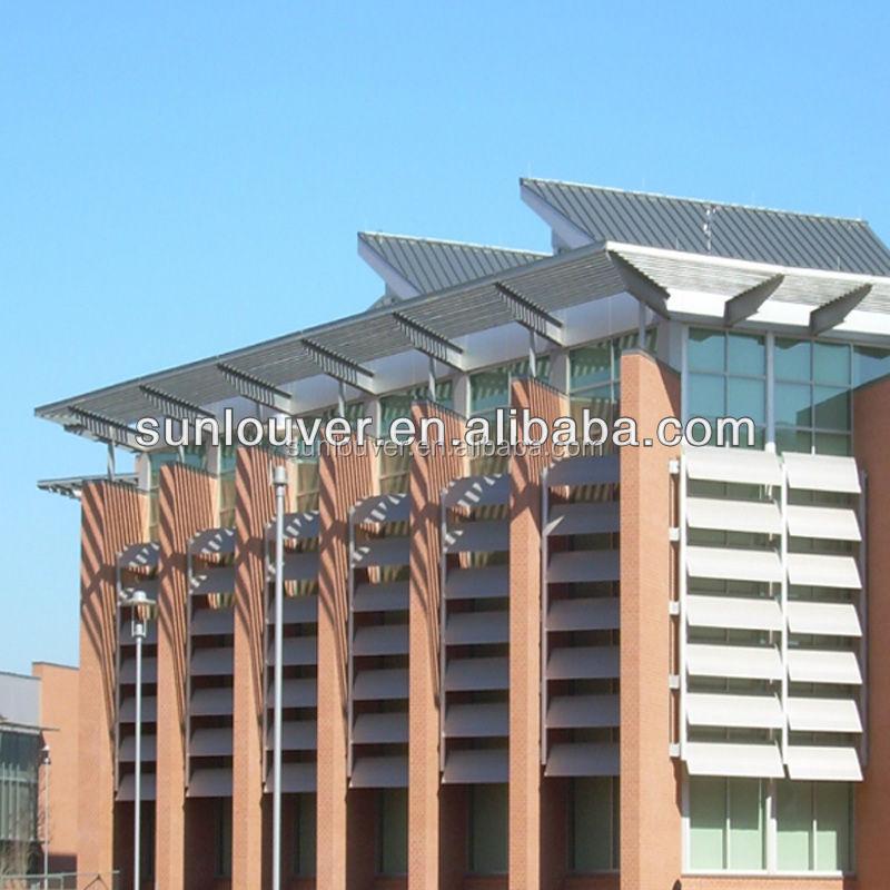 Architectural Aluminium Sun Louvre