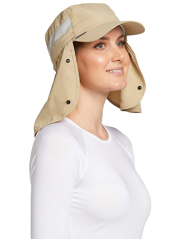 39f06e5e Get Quotations · Solbari UPF 50+ Mens Sun Protection Ultimate Sun Hat - UV  Protection, Sun Protective