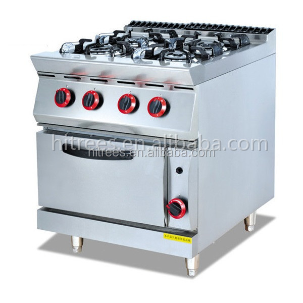 Stainless Steel Gas Stove/ Gas Cooker/ LPG Gas Range