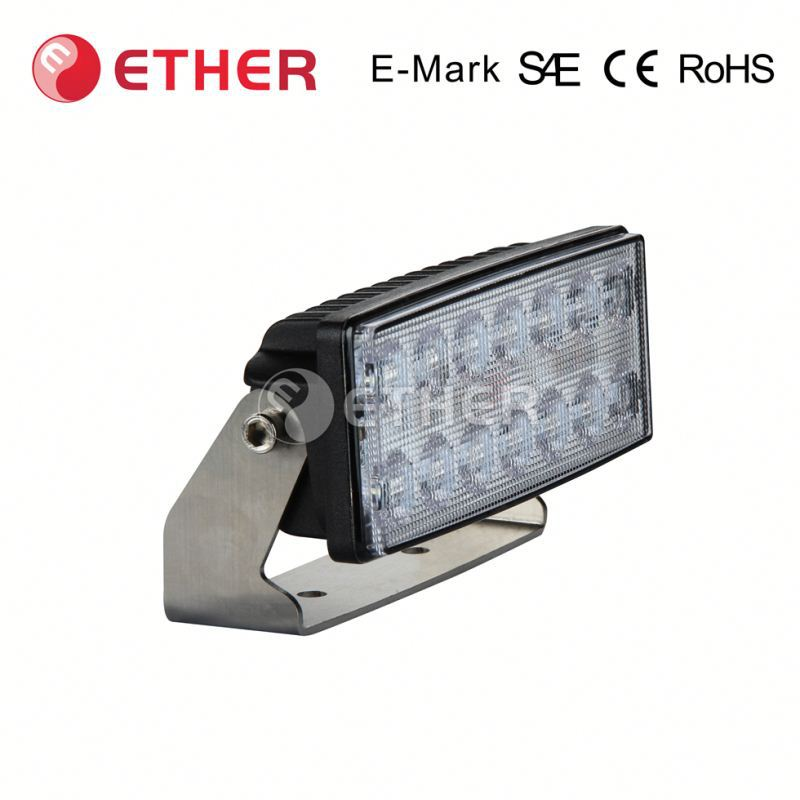 distributors agents required stainless steel bracket 42w led truck lights for Cars equipment