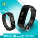 hot items 2018 intelligent top smart bracelet with heart rate monitor