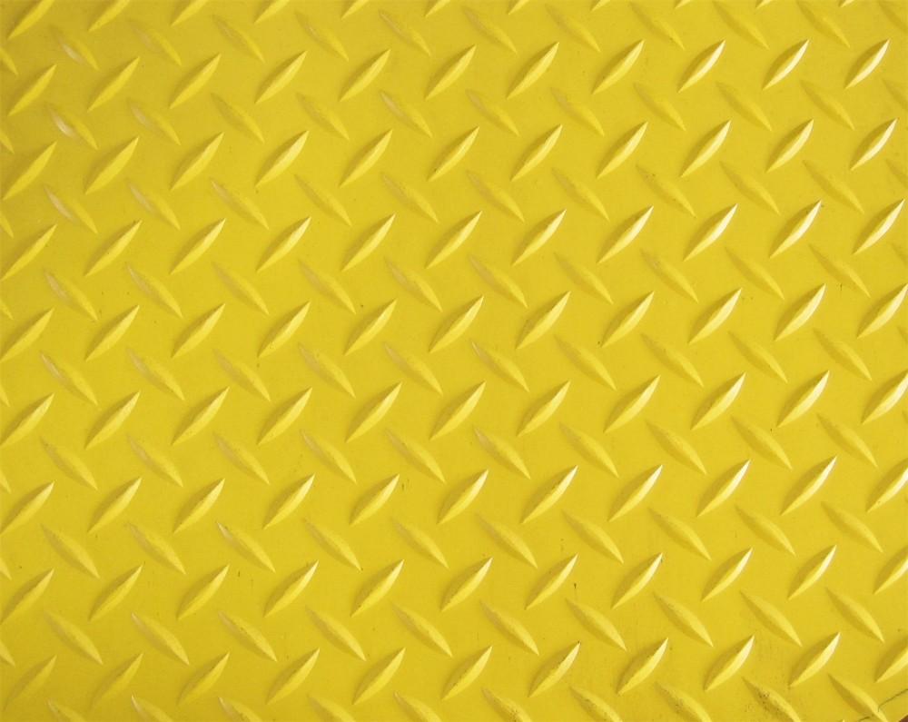 Yellow Rubber Flooring Carpet Awsa