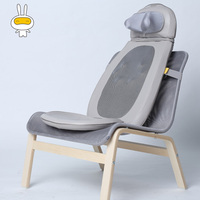 FITTOP Electric Reflexology Portable Smart Massage Chairs Seat Pad