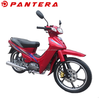 Chinese Motorcycle Manufacturer JY110 110cc Mini Pocket Gas Scooter With Aluminum Rims