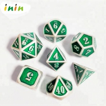 Bulk Colored <span class=keywords><strong>Dice</strong></span> All'ingrosso Metallo <span class=keywords><strong>Dice</strong></span> <span class=keywords><strong>Set</strong></span>
