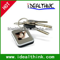 Mini Keychain 1.5 inch Digital Photo Frame