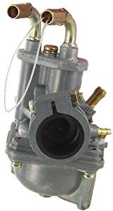 SUNCO Carburetor Yamaha PW50(1981-2009 ), 1986 YF60, YT60 (1984-1985 )Tri-Zinger, QT50 (1979-1992 )Yamahopper ATV Bike 3-Wheeler