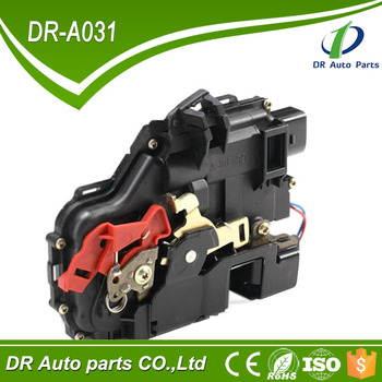 DR04 Car Door Lock Actuator For For Audi A4 ,S4 A3 ,TT RS4 QUATTRO 8N1837015B/ 8E1 837 015D