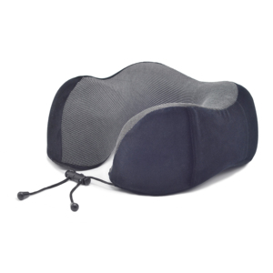 Excellent ultimate airplane car seat travel pillow high quality memory foam travel pillow