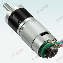 planetary gearbox reducer 24v dc motor electric