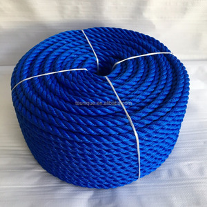 13mm*100m PP 3-Strand Twisted Rope , Nylon Rope