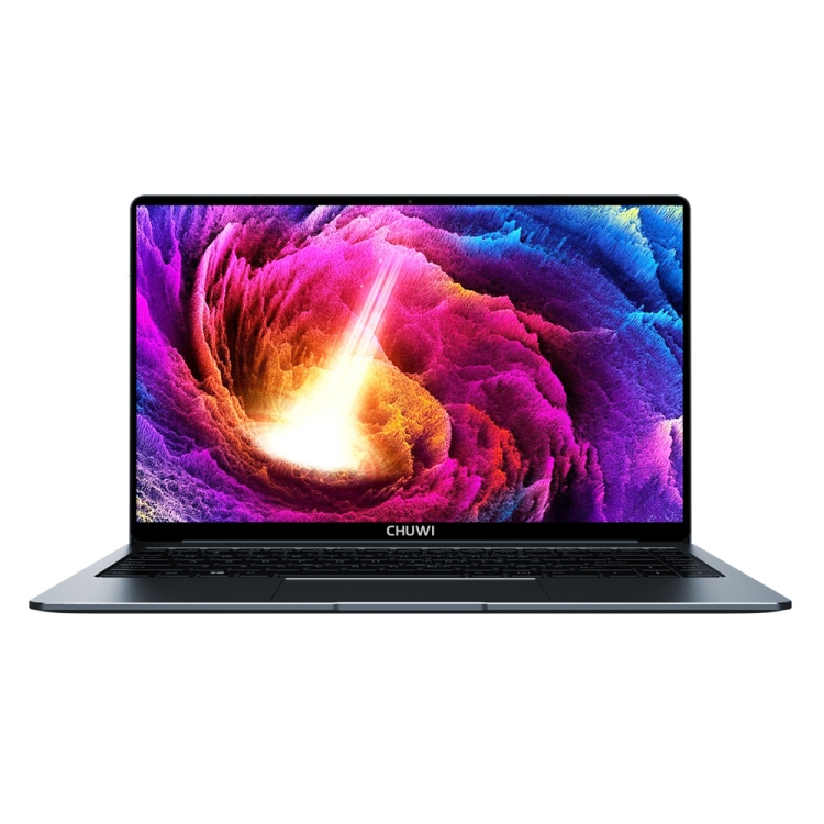 2020 NEW CHUWI LapBook Pro 14 inch, 4GB+64GB Windows 10, Intel Gemini-Lake N4100 Quad Core 1.1GHz-2.4GHz, Support WiFi <strong>laptop</strong>