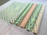 wholesale high quality metallic christmas wrapping rolling papers