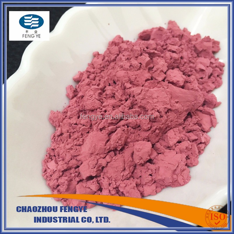 raw material for porcelain/pottery/tiles/tableware-----ceramic pigment/color