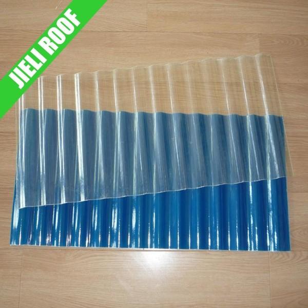 Transparent toit rev tement en plastique transparent toit for Plastico para tejados