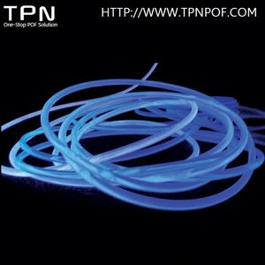 Factory Tested High Security Low Loss 1mm SC LC Fiber Optic Light