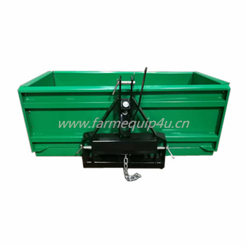 3point hitch tractor transport box, tipping link box
