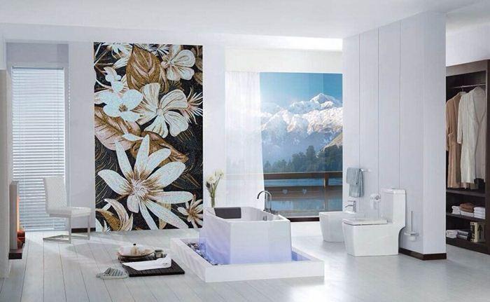 Natural Material Kitchen Wall Tiles India