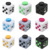 6 sides second generation fidget toy marble