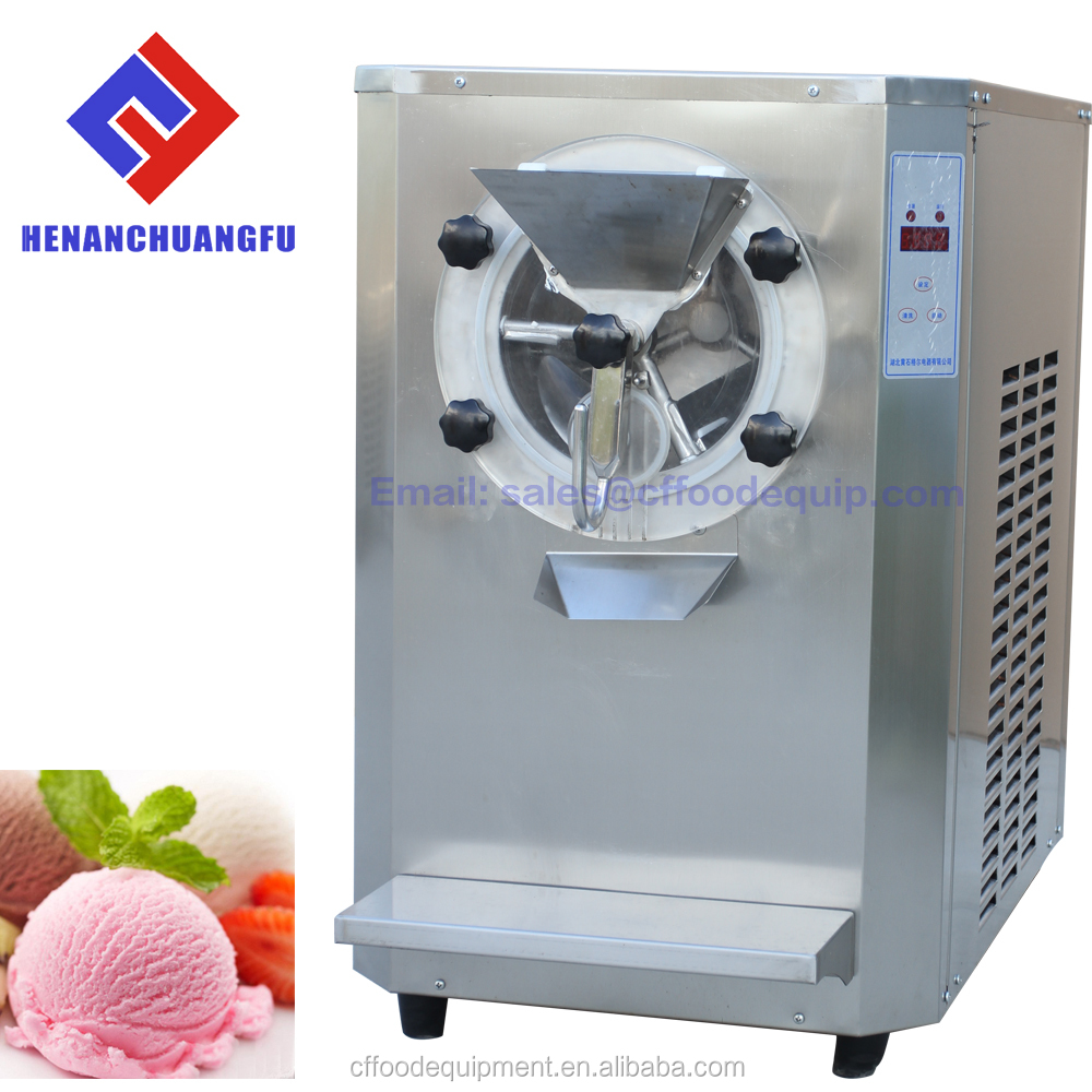 20L Italian gelato Commercial making hard <strong>ice</strong> <strong>cream</strong> <strong>machine</strong>