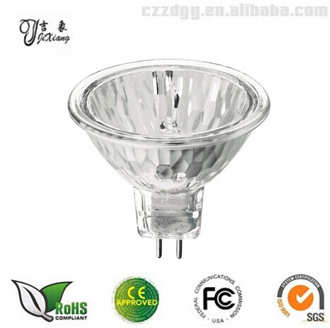 Popular 230v 150w 45W MR16 halogen light bulb