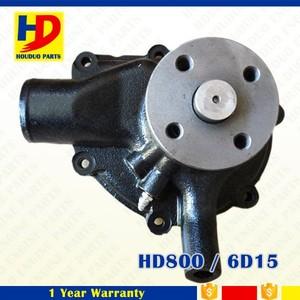 Engine Water Pump 6D15 For Mitsubishi Kato Excavator HD800