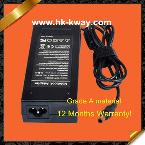90W Replacement charger notebook Laptop AC Adapter For Samsung Q1 Q30 Q35 Q40 AD-6019 19V 4.74A 5.5*3.0mm KA10011SG