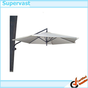 2.7M Round Outdoor Wall Mount Umbrella