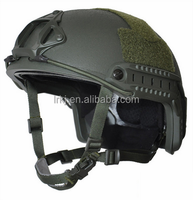 China Aramid Military Tcatical Bullet Proof Helmet/Level 4 ballistic helmet