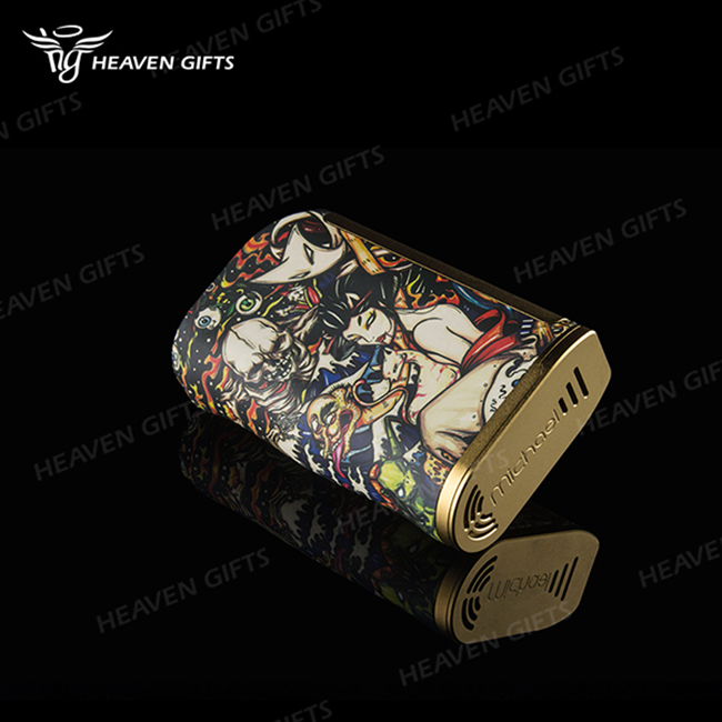 HeavenGifts Latest Craze battery ecig mod 200W Asvape Michael Box