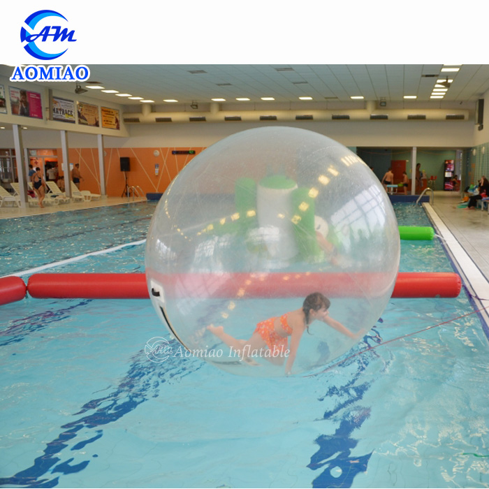 Super quality bubble ride human baby hamster ball at target water walking ball pool