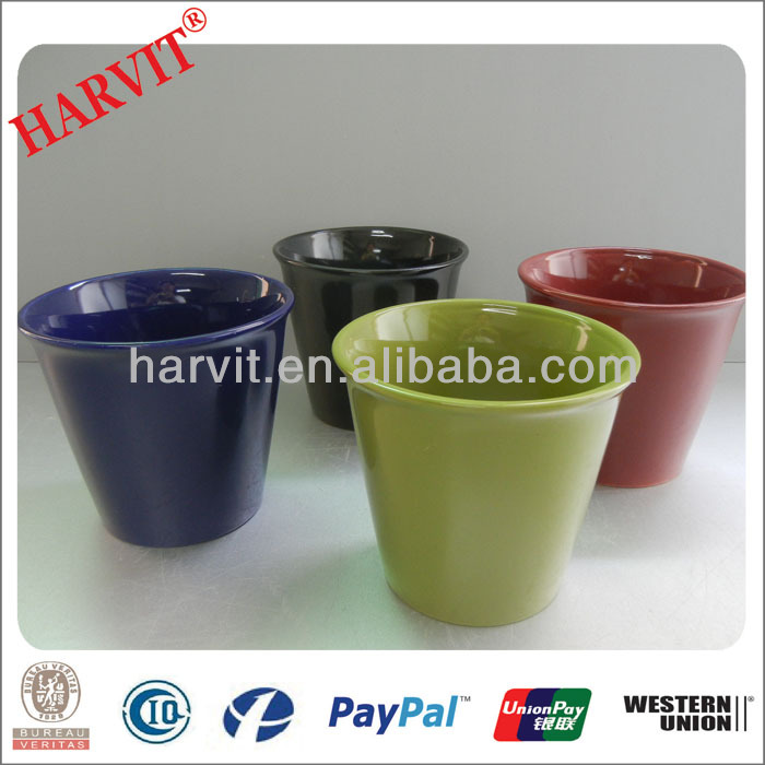 2014 Supplier Assessment Home Decoration Ceramic Decor Pots/ Pottery Flower pot / indoor planters