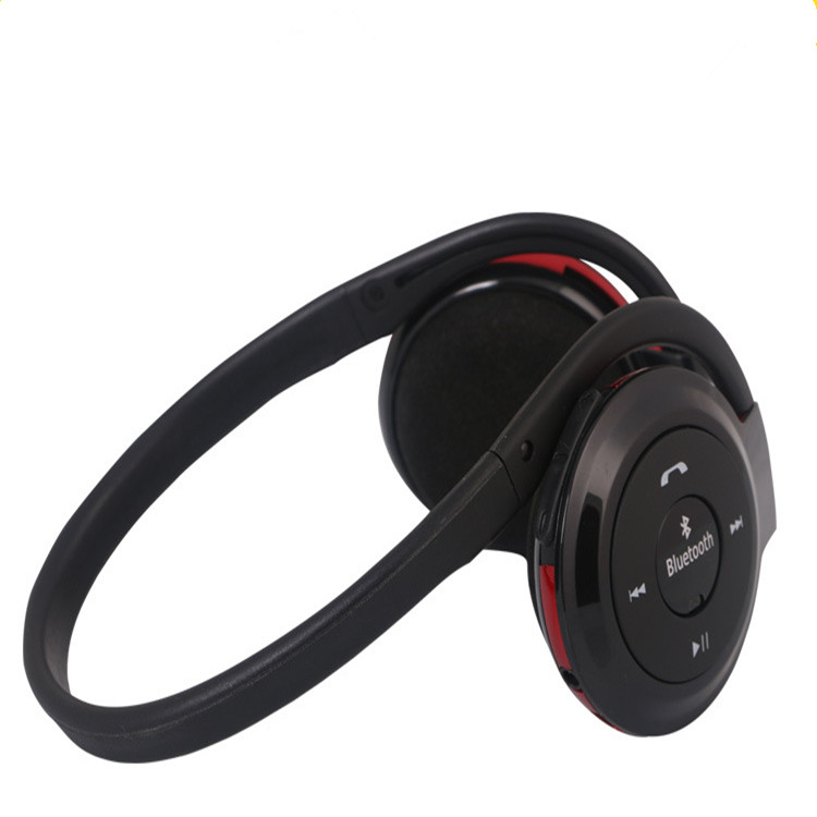 On Ear/Over Ear Noise Isolation Sports Bluetooth Earphone