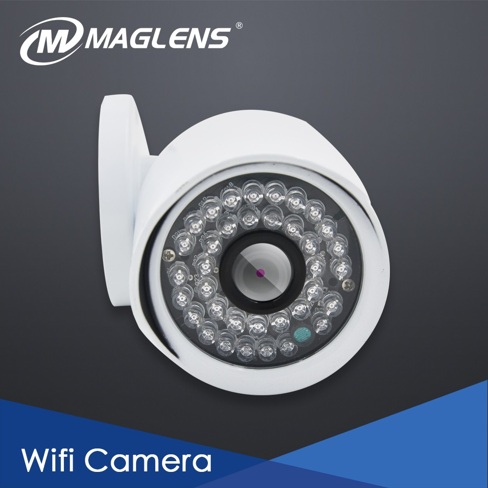 WIFI loudspeaker AP function auto drive wifi camera surveillance systems with wifi and gps remoted through app