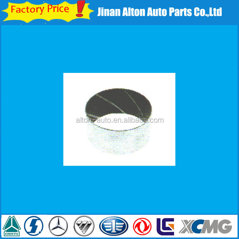 Bogie Suspension Bushing 1075606 for VOLVO truck spare parts