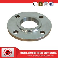High Quality Low Price Jis 10K rf Threaded Four Holes Flange