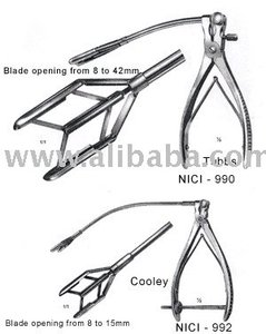 Tubbs, Cooley Atruama Forceps (Cardiovascular Surgery Instruments)