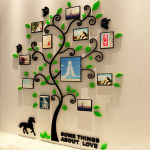Sticker for wall sticker acrylic material for home decorative