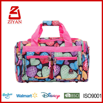 82c9b81517 Wholesale Modern Design Sport Polo Travel Bag Canvas Duffle Bag ...