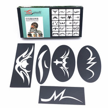 Hot koop kapper salon Hair modeling Tattoo Sticker