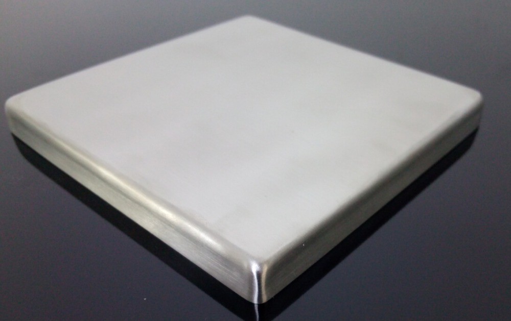 Stainless Steel Square Cover 103*103*11*1 mm