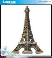 Travel France eiffel tower souvenirs for home decoration