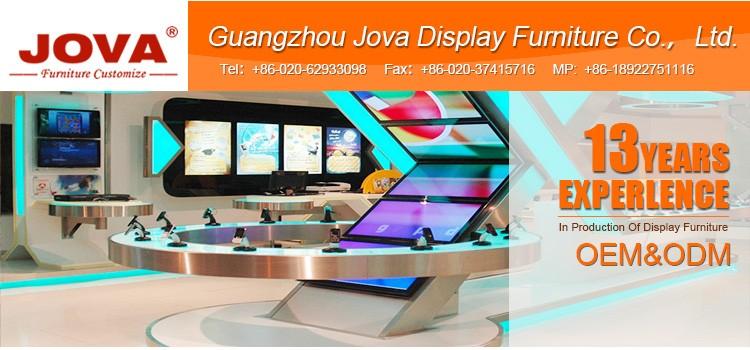 Retail Custom High End Mobile Phone Shop Decoration Furniture ...