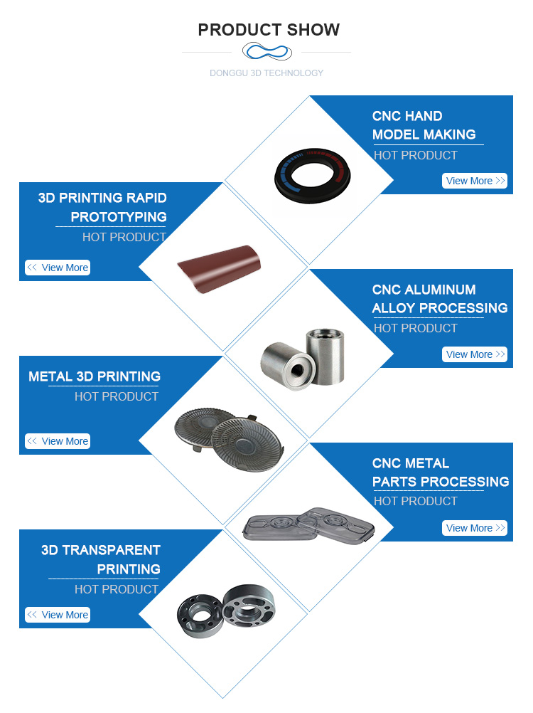 Ningbo Custom High Precision 3d Printing Rapid Prototyping    3d printed products