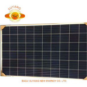 Full power poly 265W solar panel module for home