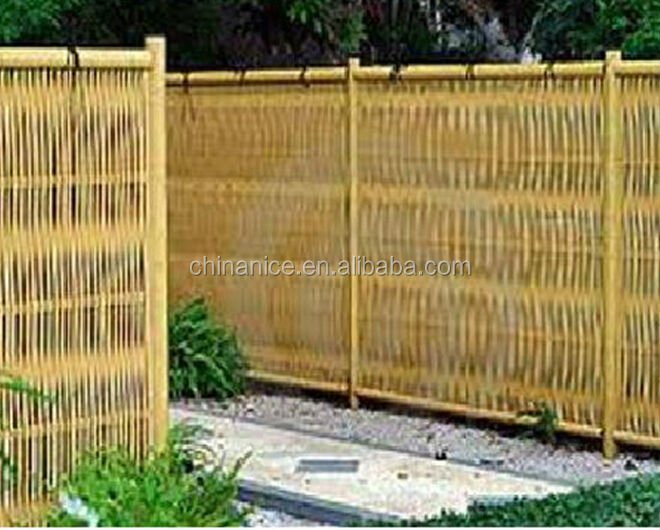 Decorative Synthetic Bamboo Garden Fences For Sale Buy Synthetic