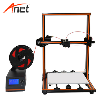 Anet E12 professional digital desktop 3d printer heated bed for industrial